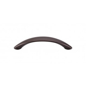 Top Knobs M1212 Arc Pull 4 Inch (C-C)- Oil Rubbed Bronze