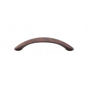 Top Knobs M1213 Arc Pull 4 Inch (C-C)- Patina Rouge