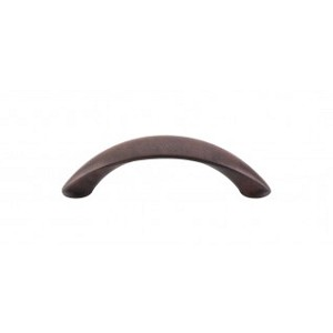 Top Knobs M1216 Arc Pull 3 Inch (C-C)- Patina Rouge