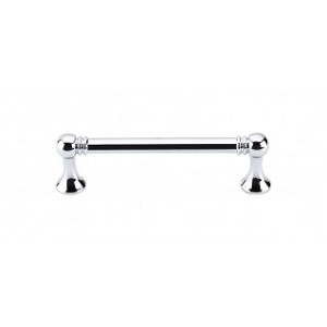 Top Knobs M1623 Grace Pull 3 3/4 Inch (C-C)- Polished Chrome