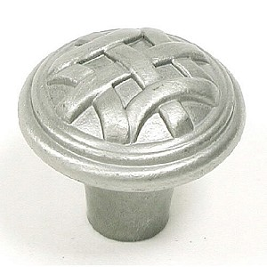 "Top Knobs Tuscany Celtic 1"" Small Knob - Pewter Light"