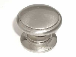 Top Knobs Somerset 1 1/4 Inch Cabinet Knob - Satin Nickel
