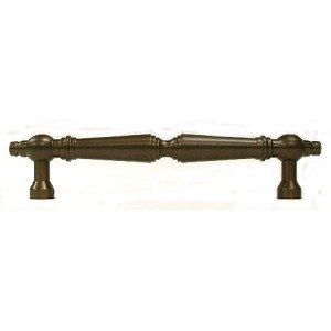 Top Knobs 8 Inch CC Appliance Handle - Oil Rubbed Bronze