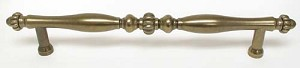 Top Knobs 8 Inch CC Appliance Handle - German Bronze